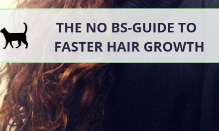 How to make your hair grow faster – the no BS guide