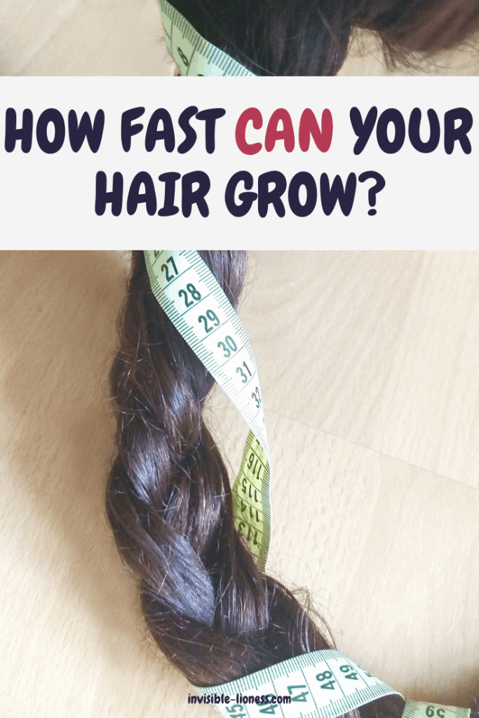 Speeding up your hair growth is an understandable goal. But how fast CAN your hair actually grow?