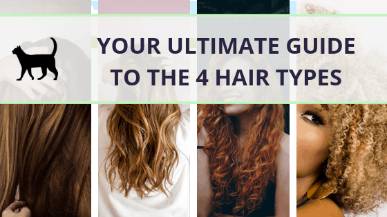 Your ultimate guide to the 4 hair types