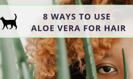 All the ways to use Aloe vera gel for hair!