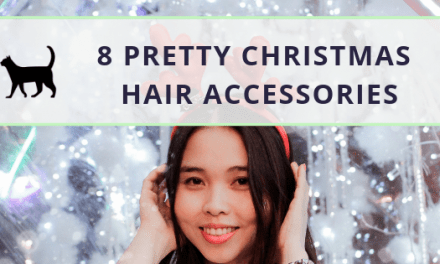 8 of the prettiest ​Christmas hair accessories for adults in 2020
