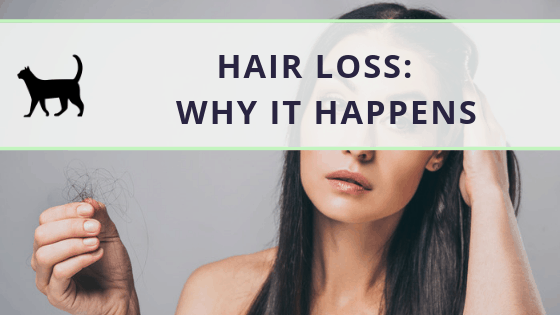 What you need to know about the causes of hair loss​