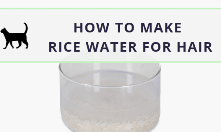How to make rice water for your hair