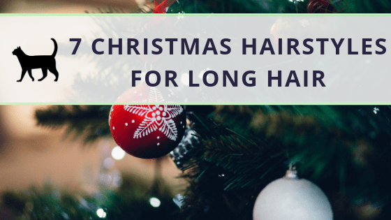 Christmas hairstyles and holiday hair ideas for long hair