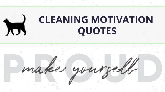 The best cleaning motivation quotes to get you moving!