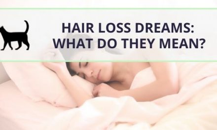Hair loss dream: How to interpret it!