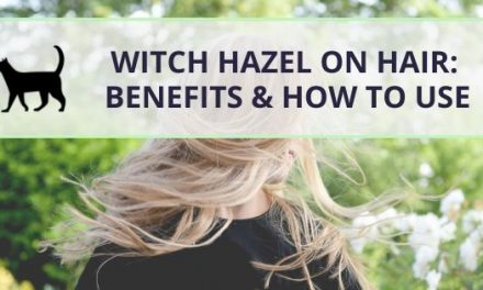 How to use witch hazel on hair & its benefits