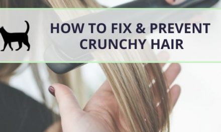 How to fix crunchy hair – all the solutions