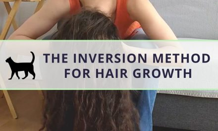 The inversion method for hair growth