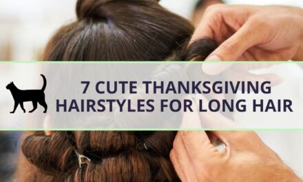 7 cute Thanksgiving hairstyles for long hair