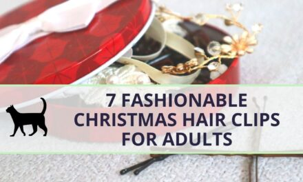 7 Fashionable Christmas Hair clips for adults to get this year