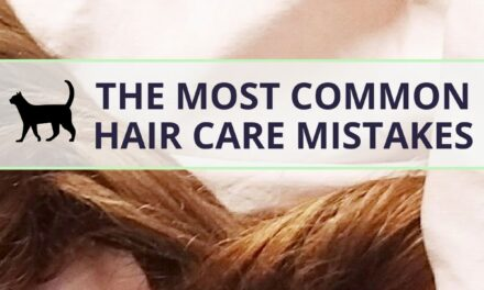 The most common hair care mistakes (Don't do it!)