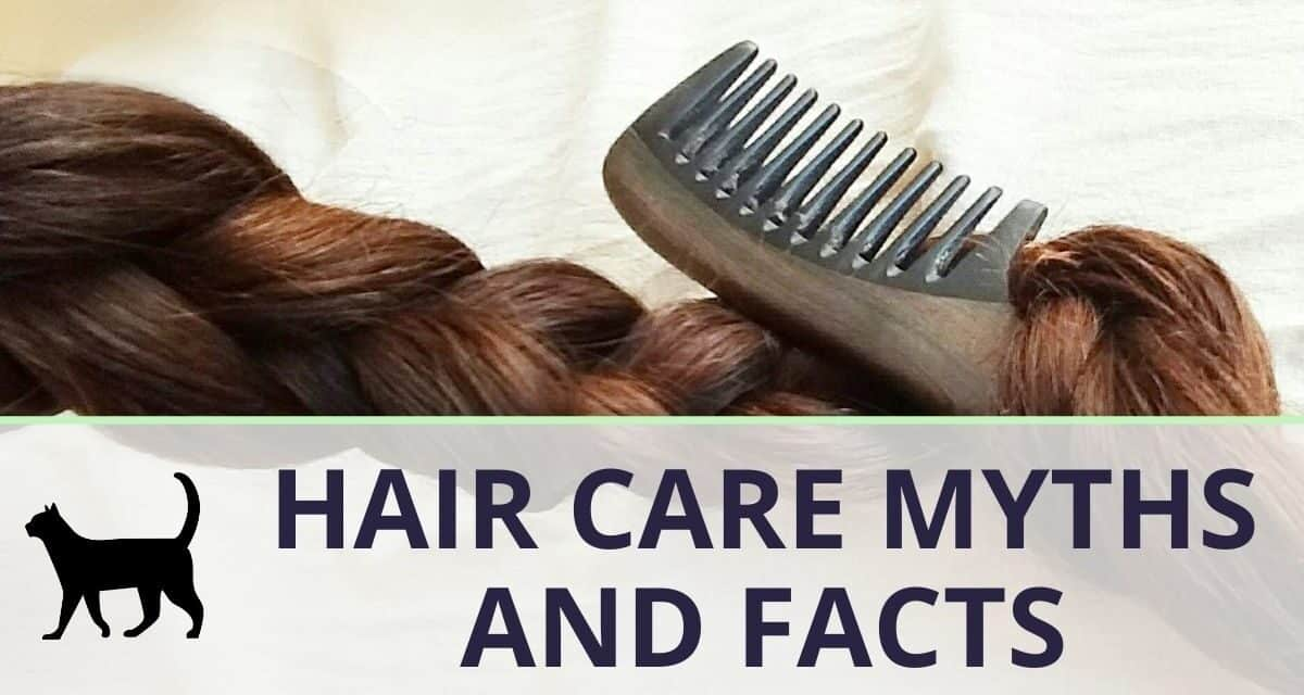 These hair myths are absolute nonsense!