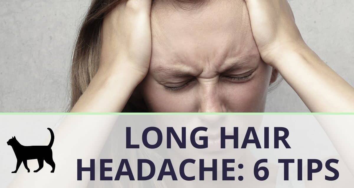 """The """"long hair headache"""": How to deal with it quickly"""